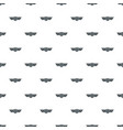 flight 1989 pattern seamless vector image vector image