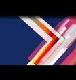 stripe abatract background vector image vector image