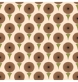 Floral seamless background for design vector image vector image