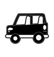 truck van car icon image vector image