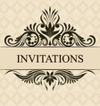 Invitations Border