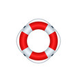 lifebuoy icon design vector image