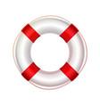 lifebuoy life buoy icon vector image