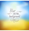 blur5 vector image