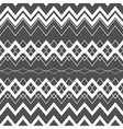 Tribal Boho Seamless Pattern Ethnic Geometric vector image