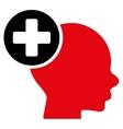 Head Treatment Icon vector image