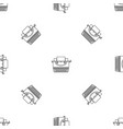 classic typewriter icon outline style vector image vector image