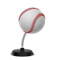 Baseball souvenir vector image