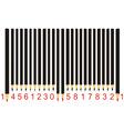 black pencil barcode