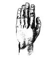 Hand sketch vector image vector image