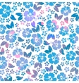 Hibiscus flowers seamless pattern Hawaiian Aloha vector image vector image