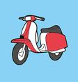 Scooter symbol mod lambretta vespa