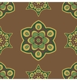 Seamless ethnic ornament vector image vector image