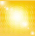 sun background with blur vector image vector image