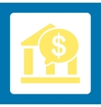 Bank Transfer icon vector image vector image