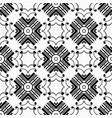 vintage art deco pattern vector image