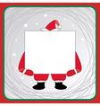 Christmas greeting card49 vector image