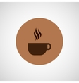 Coffee design Cup of coffee icon vector image