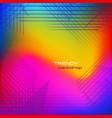 trendy backdrop vector image