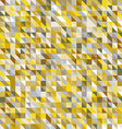 geometric abstract backgrounds Sunny palette vector image vector image