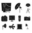 design business and hobbies symbol vector image vector image