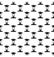 Teacher pattern seamless vector image