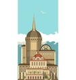 City Building vector image vector image