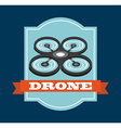 drone technology vector image