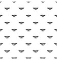 elite pattern seamless vector image