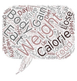 Why Do We Gain Weight text background wordcloud vector image vector image
