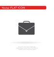 diplomat icons for web business finance and vector image