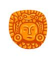 maya civilization symbol american tribal culture vector image vector image