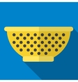 Sieve icon vector image vector image