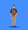 male master or repairman mechanic repair service vector image vector image