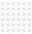 seamless outline first element pattern background vector image vector image