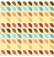 Seamless pattern with umbrellas in retro style vector image vector image