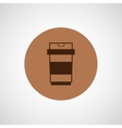 Coffee design Cup of coffee icon vector image vector image