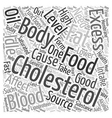 how to lower idle cholesterol 1 text background vector image