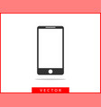 phone icon call center app telephone icons vector image vector image