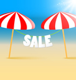 sale marketing background vector image