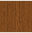 Brown wooden texture vector image
