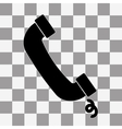Call Icon on a transparent