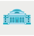 classical university vector image