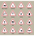 Pest and insect control icons set vector image vector image