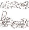 repair tool vector image