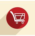 cart online store vector image vector image