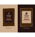 design labels for coffee