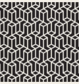 seamless stripes pattern modern stylish texture vector image