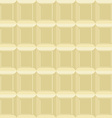 White chocolate seamless pattern Texture milk vector image