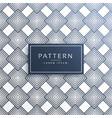 diagonal squares modern line pattern background vector image